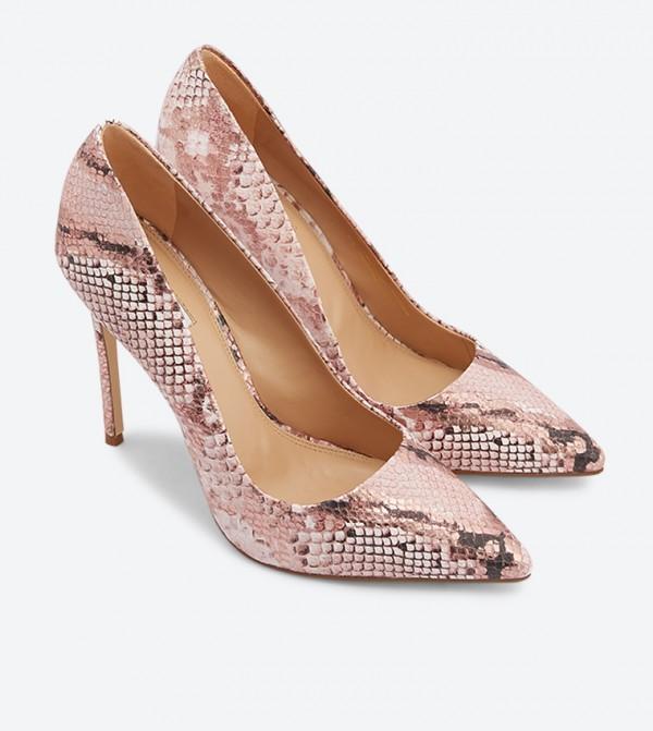 DUNE Banksy snake-print pointed-toe stiletto heels的圖片搜尋結果