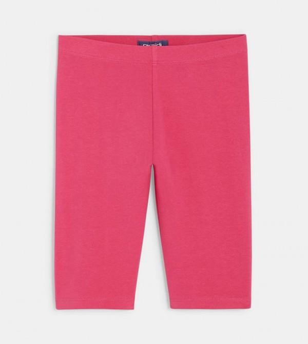 Cycling Leggings-Pink