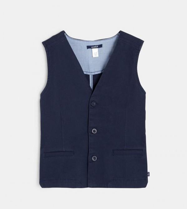 Suit Jacket-Blue
