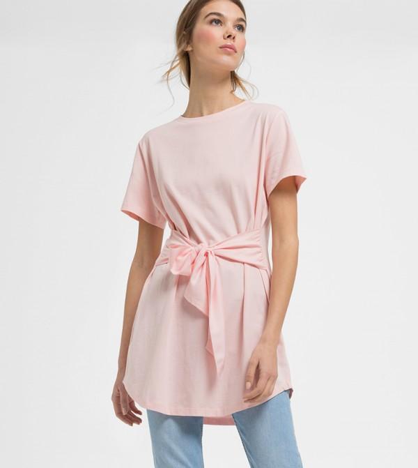 NB Long T-Shirt-Pink