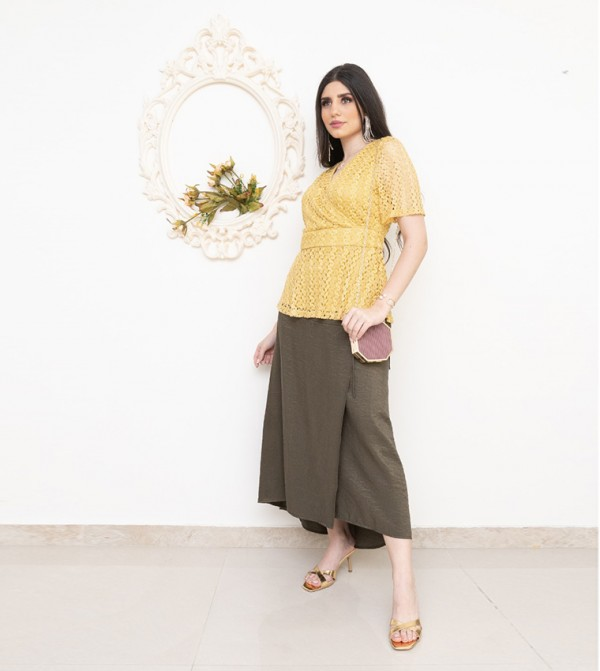 Timeless Maxi Skirt - Green