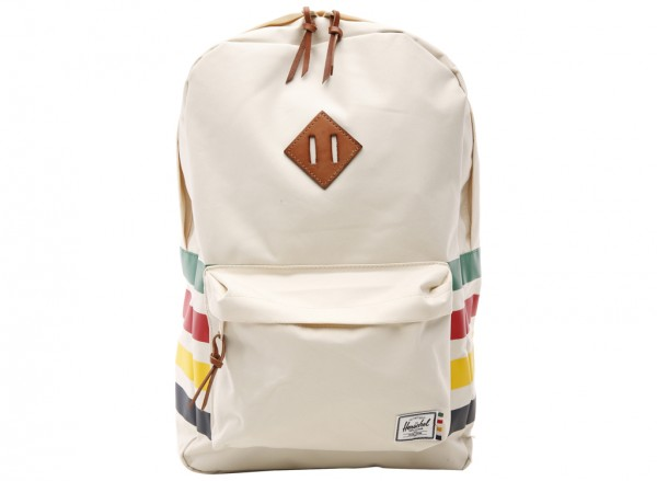 Heritage Off White Backpack