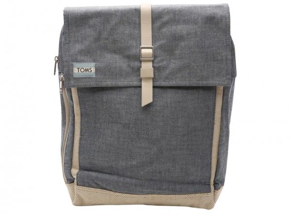 Chambray Backpacks