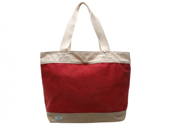 Red Shoulder Bags & Totes