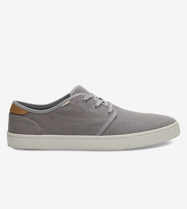 حذاء غير رسمي - رمادي