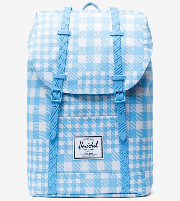 حقيبة ظهر للجنسين - أزرق