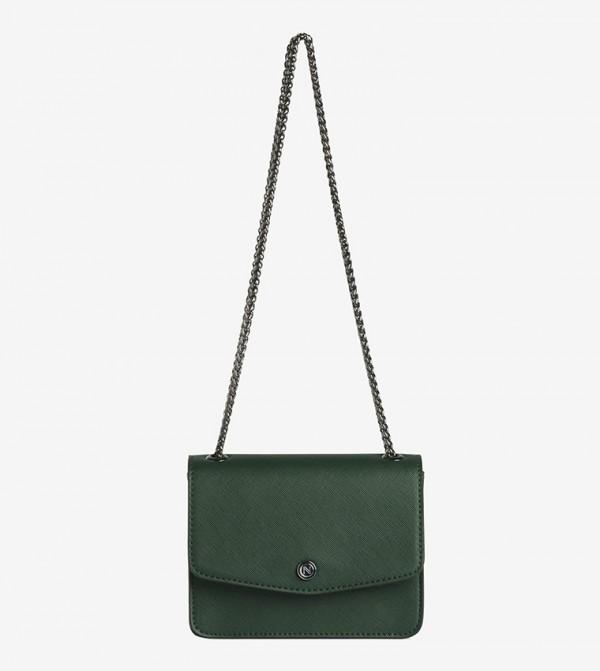 Nhb Bettyy Shoulder Bags - Green