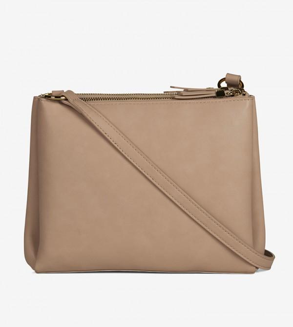 Nhb Westside Shoulder Bags - Brown
