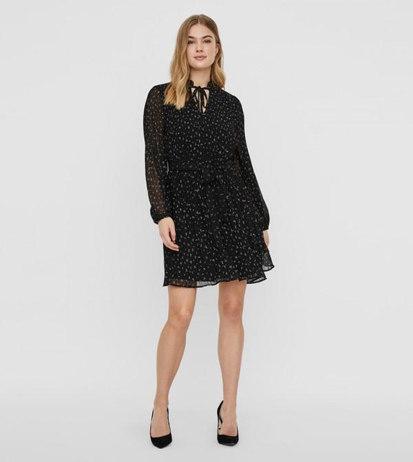 Short Dresses - Black
