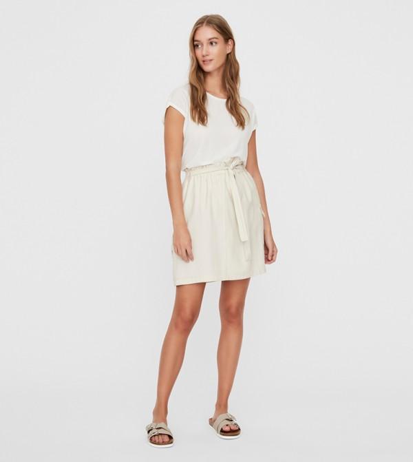 Short Skirts - White