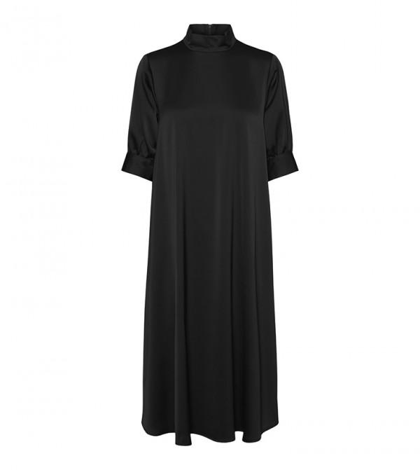 Long Dresses - Black