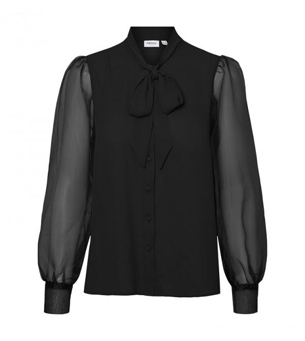 Long Sleeves Shirts - Black