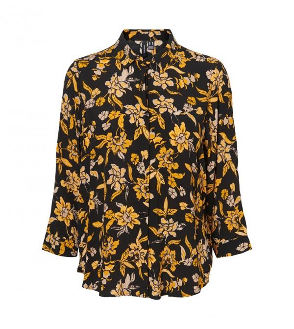 3/4 Shirts - Yellow