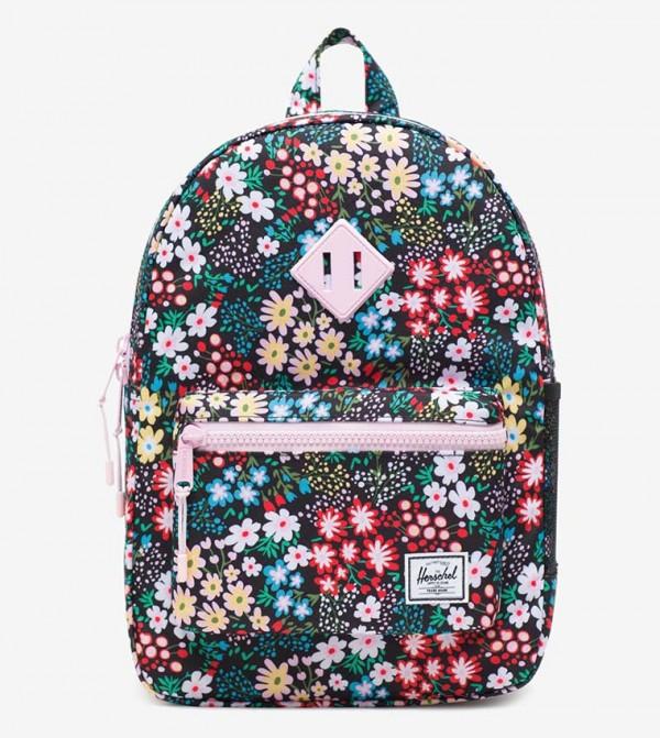 Kids Heritage Printed Youth Backpack - Multi