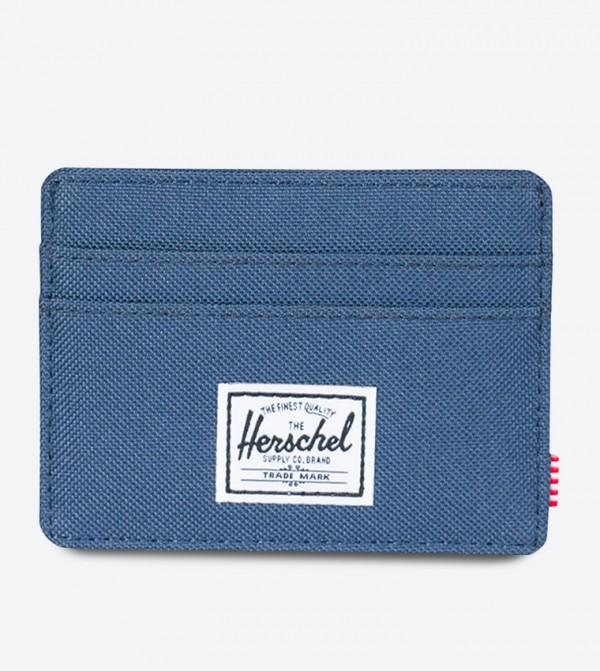 Charlie Card Holder - Navy - 10360-00007-OS