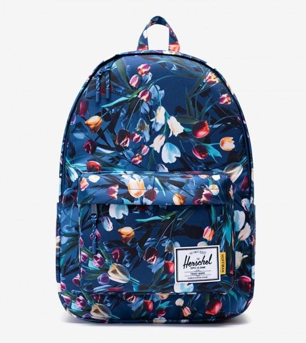 Unisex Settlement Backpack - Blue