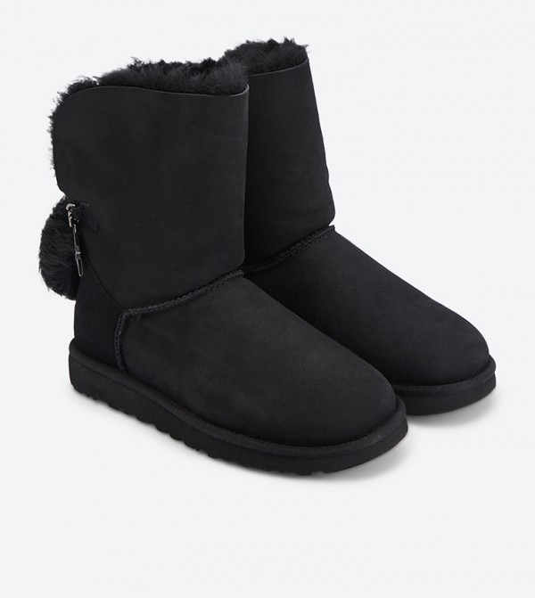 c07fd028bb1 Ugg Classic Charm Boot - Black 1095717