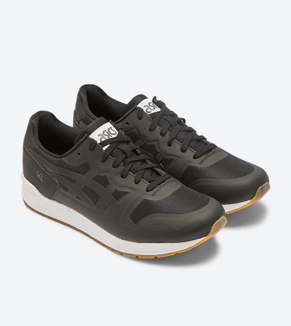 Gel Lyte Ns Lace Up Closure Sneakers Black 1191A079 BLACK BLACK