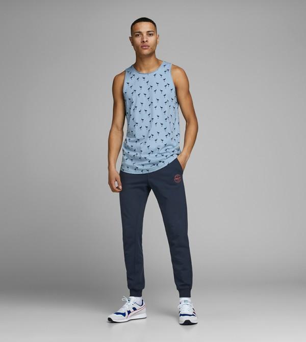 Sweat Pants-Navy Blazer