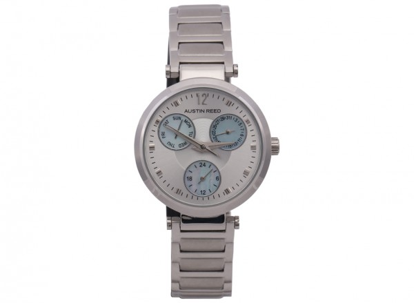 Silver Watch 150116001cml