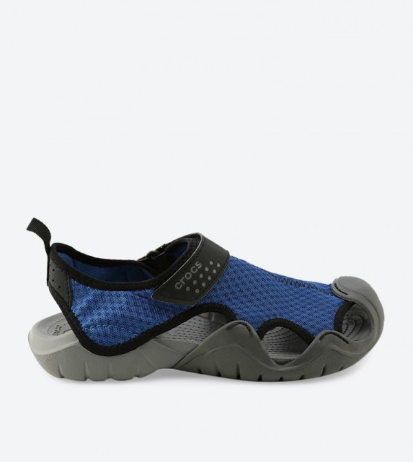 Swiftwater Sandals - Blue - 15041-4HC - CR-15041-4HC-BLUE-JEAN-SLATE-GREY