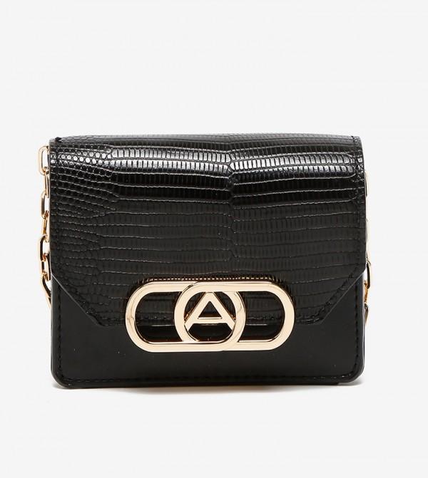 TASHI Wallet On A Chain Black