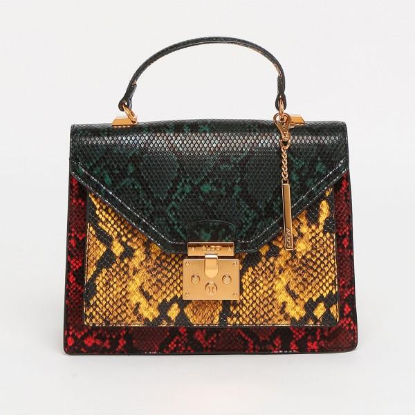 CLAIRLEA Top Handle Bag Multi