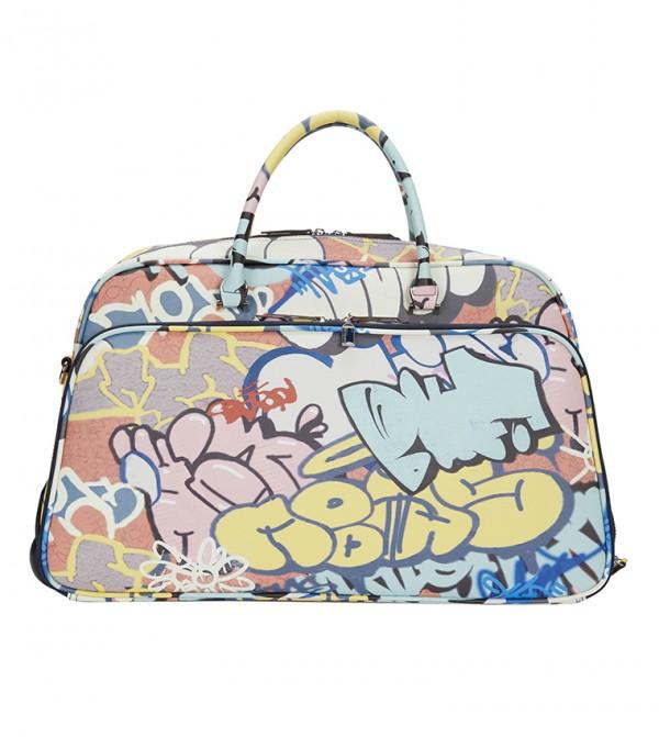 حقيبة مطبعة من البولي يوريثان