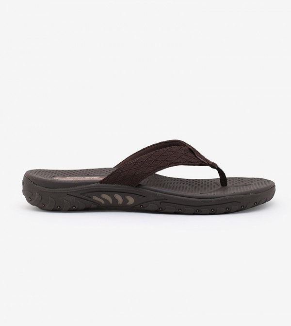 Reggae Naleno Slippers - Brown