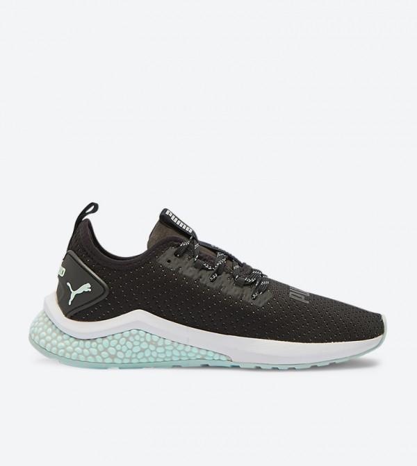 Hybrid Nx Tz Lace Up Closure Sneakers - Black
