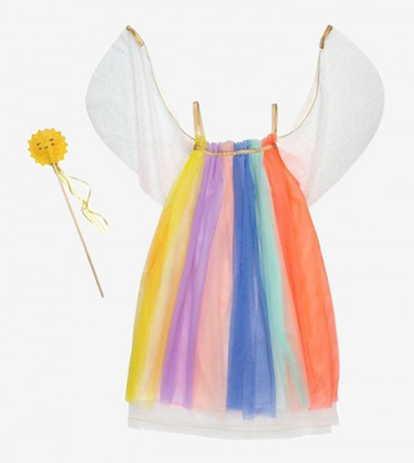 Rainbow Girl Party Dress Up - Multi