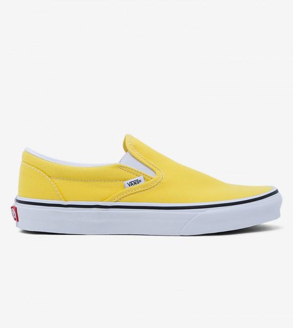 Ua Classic Slip-On Sneakers - White