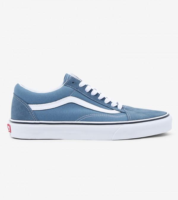 Ua Old Skool Sneakers - Blue