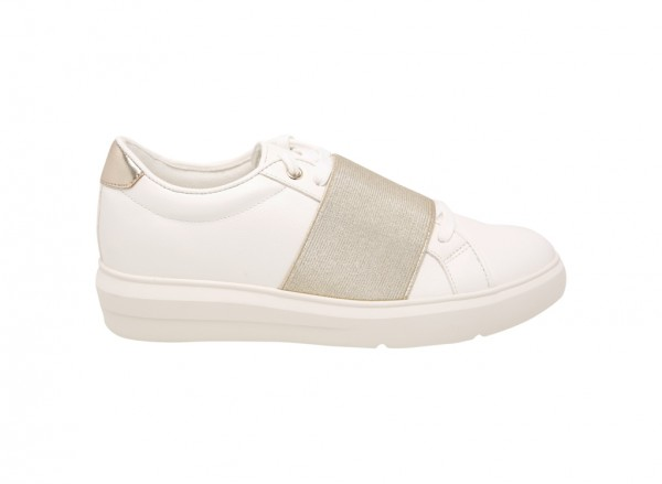 Piazzo Sneakers & Athletics - White