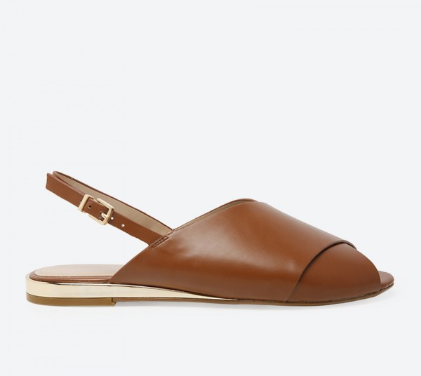 Bezio Flats - Brown