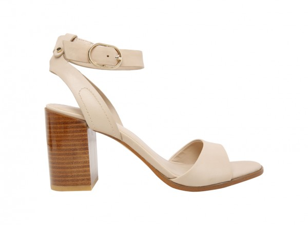 Venise High Heel - Beige