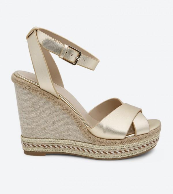 Clodia Sandals - Metallic
