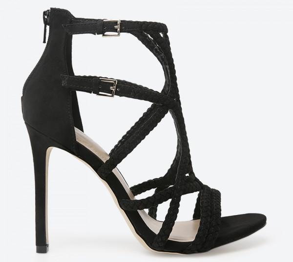 Sinfony High Heel - Black