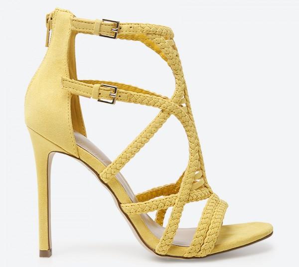 Sinfony High Heel - Yellow