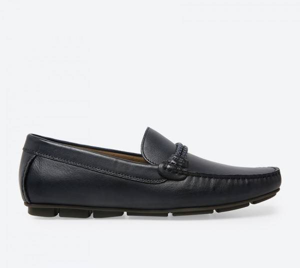 Fildes Loafers - Blue