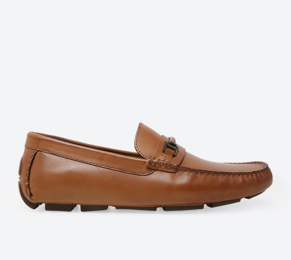 Griaviel Loafers - Brown