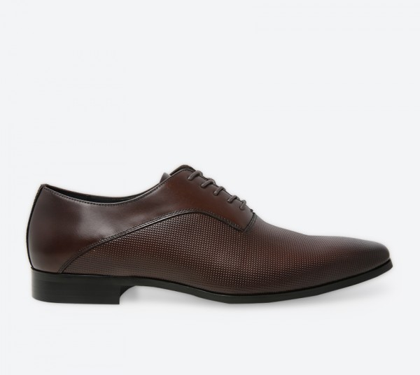 Freidhof Lace-Ups - Brown