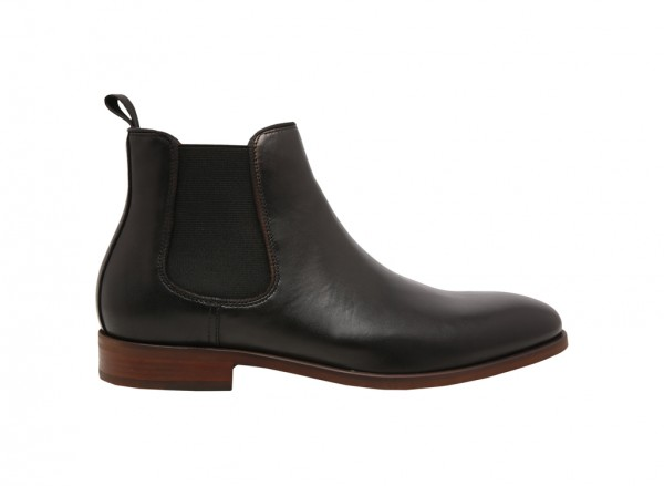 Croaven Boots - Black