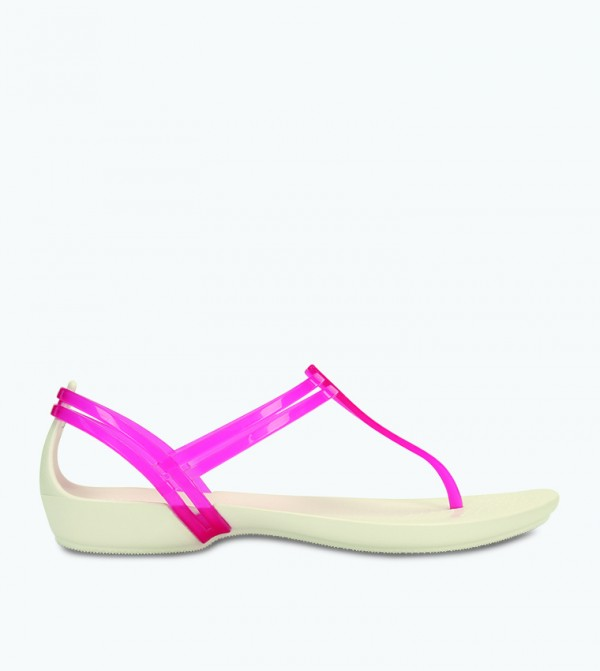 Isabella Sandal - Pink - CR-202467-62E-BERRY-OYSTER