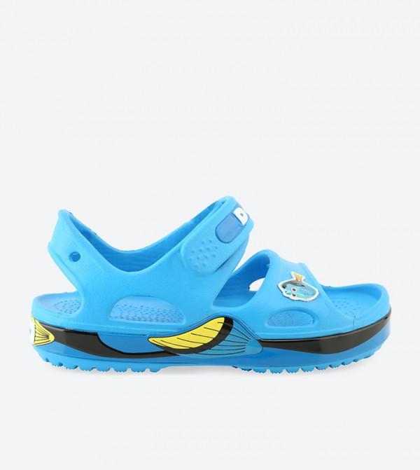 Crocband Finding Dory Sandal - Blue - CR-203071-456-OCEAN