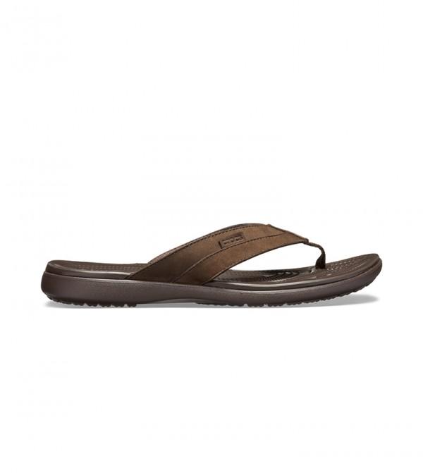 Men's Santa Cruz Leather Flip