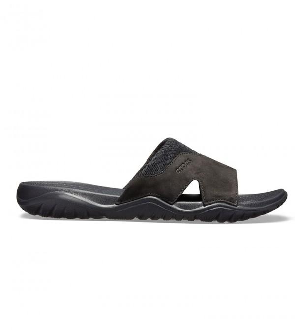 Men's Swiftwater™ Leather Slide