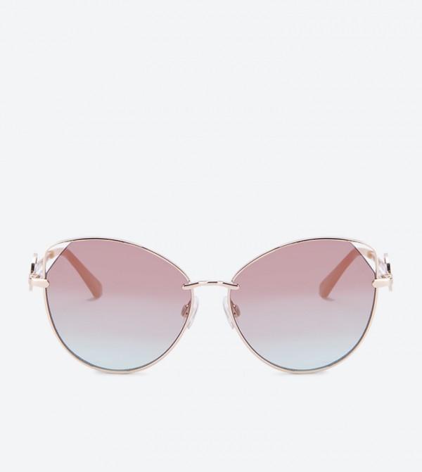 Gocean Full Rim Sunglasses - Pink