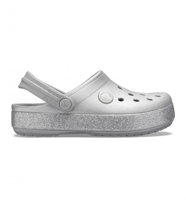 Kids' Crocband™ Glitter Clog