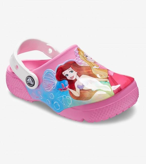 Kids' Crocs Funlab Disney Princess Patch Clog